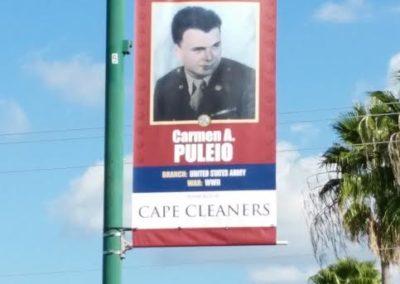 Dan's Dad honored in Cape Coarl