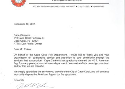 cape-cleaners-thank-you-fire-department